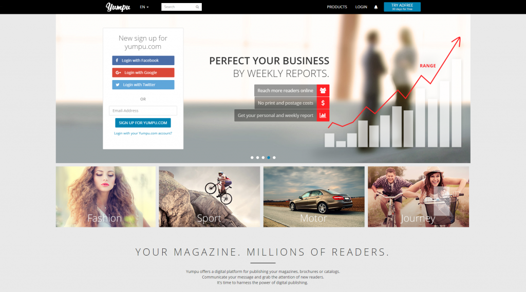 Magazine Publishing Software Comparison: Issuu vs. Joomag vs. Yumpu